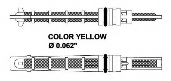 NRF 38212 Расширительный клапан, кон�