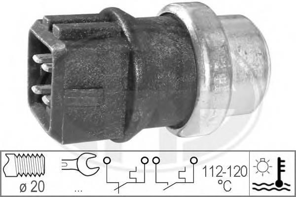 ERA 330164 Термовыключатель, вентилят