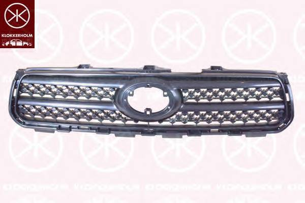 KLOKKERHOLM 8179992 Решетка радиатора