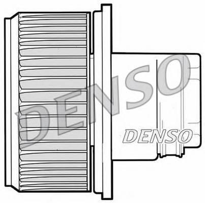 DENSO DEA09023 Вентилятор салона