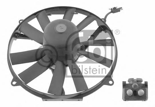 FEBI BILSTEIN 18931 Вентилятор, конденсатор ко�