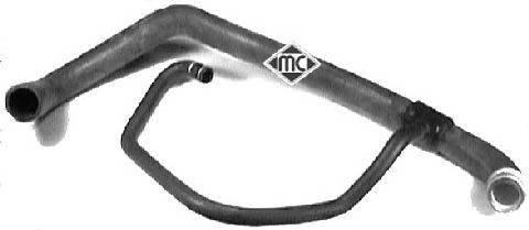 Metalcaucho 08483 Шланг радиатора