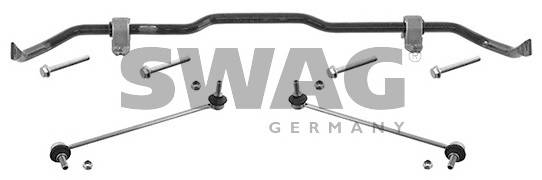 SWAG 30 94 5307 Втулка стабілізатора