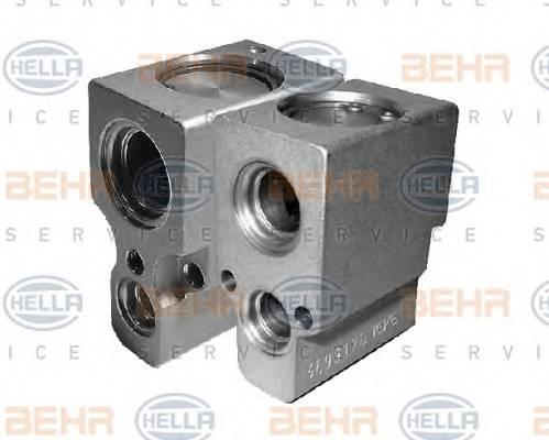 HELLA 8UW 351 239-241 Расширительный клапан, кон�