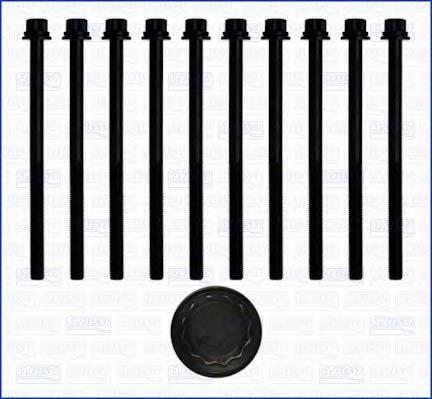 AJUSA 81030200 Комплект болтов головки ци�