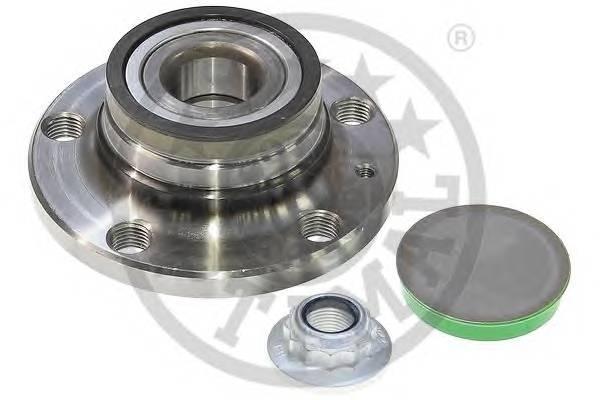OPTIMAL 102077 Комплект подшипника ступиц