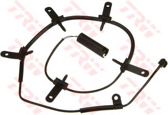 TRW GIC185 Сигнализатор, износ тормоз�