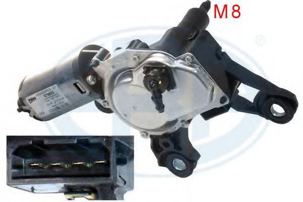 ERA 460160 Двигатель стеклоочистител�