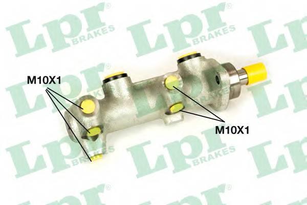 LPR 1157 Главный тормозной цилиндр