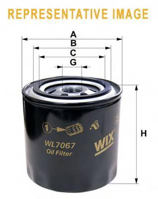 WIX FILTERS WL7400 купить в Украине по выгодным ценам от компании ULC