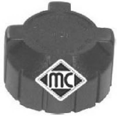 Metalcaucho 03740 Крышка, резервуар охлаждаю�