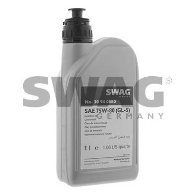 SWAG 30 94 0580 Трансмиссионное масло; Мас�
