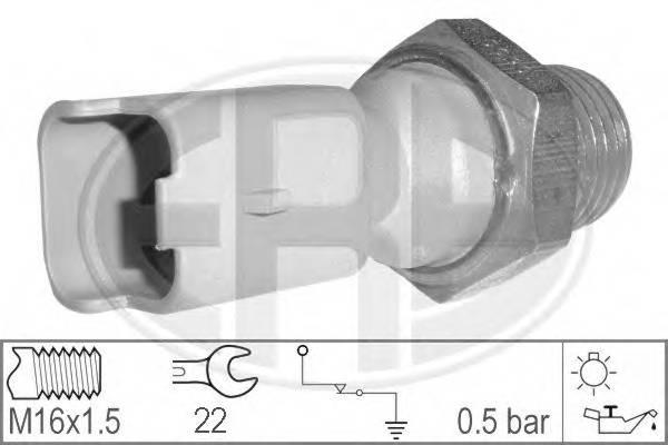 ERA 330026 Датчик давления масла