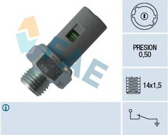 FAE 12636 Датчик давления масла