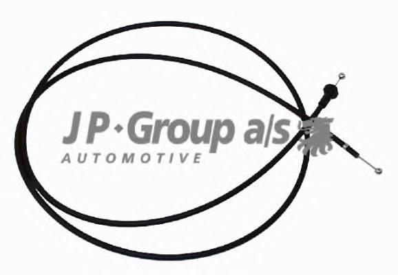 JP GROUP 1170700200 Тросик замка капота