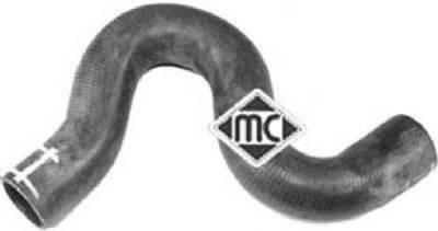 Metalcaucho 09196 Шланг радиатора