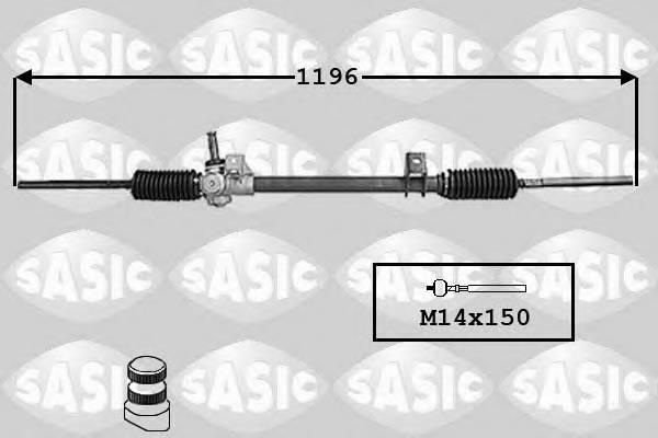 SASIC 4006017 Рулевой механизм