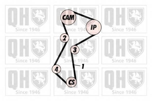 QUINTON HAZELL QTB153 купить в Украине по выгодным ценам от компании ULC