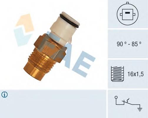FAE 36170 Термовыключатель, вентилят