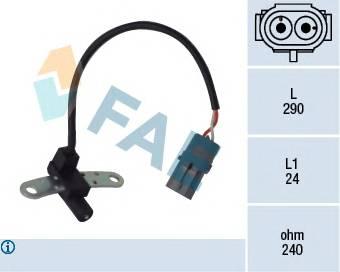 FAE 79021 Датчик импульсов; Датчик ча