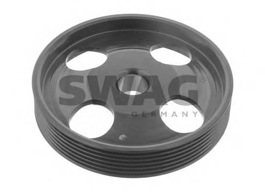 SWAG 60 93 2151 Ременный шкив, насос гидроу