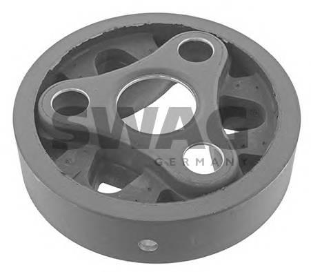 SWAG 10 87 0028 Амортизатор, карданный вал
