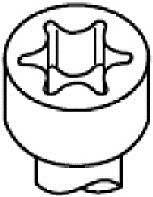 PAYEN HBS056 Комплект болтов головки ци�