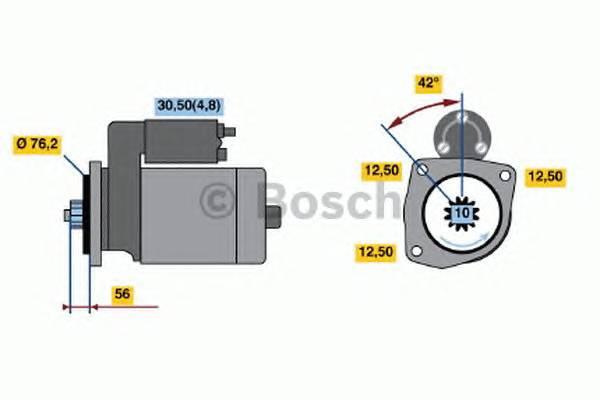 BOSCH 0 001 121 408 купить в Украине по выгодным ценам от компании ULC