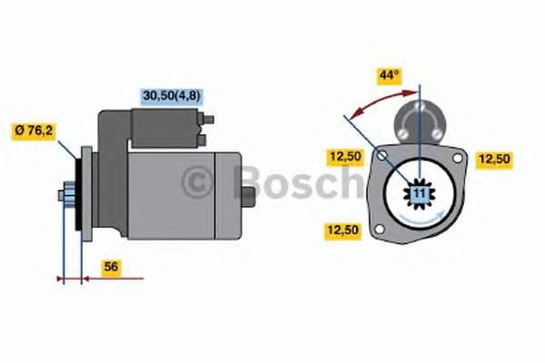 BOSCH 0 001 123 028 купить в Украине по выгодным ценам от компании ULC
