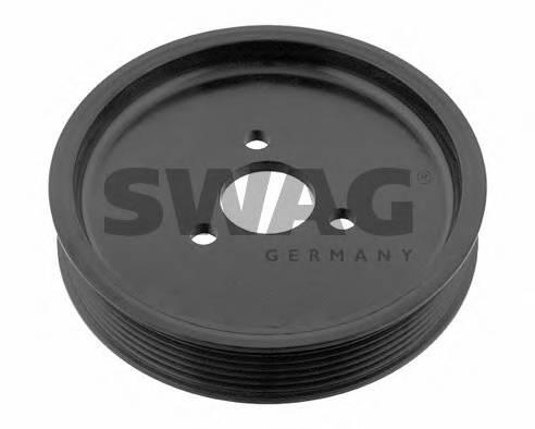 SWAG 20 93 0123 Ременный шкив, насос гидроу
