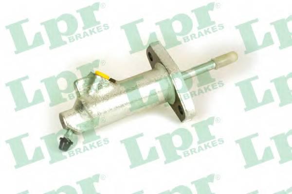LPR 3600 Рабочий цилиндр, система сц