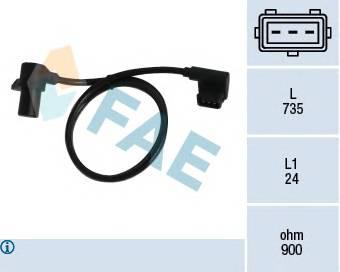 FAE 79039 Датчик импульсов; Датчик ча