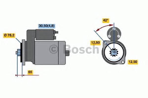 BOSCH 0 001 125 605 купить в Украине по выгодным ценам от компании ULC