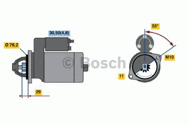BOSCH 0 001 138 001 купить в Украине по выгодным ценам от компании ULC