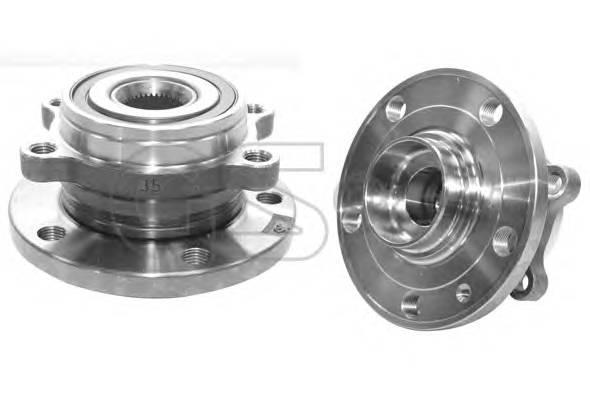 GSP 9336007 Подшипник ступицы колеса