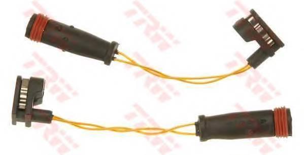 TRW GIC228 Сигнализатор, износ тормоз�