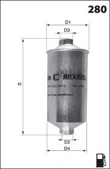 MECAFILTER ELE6030 купить в Украине по выгодным ценам от компании ULC