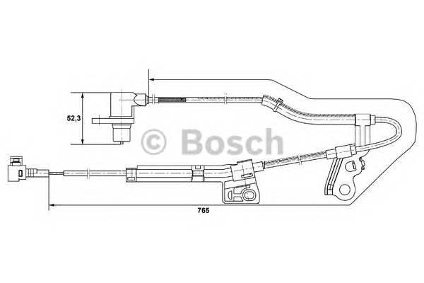 BOSCH 0 265 006 677 купить в Украине по выгодным ценам от компании ULC