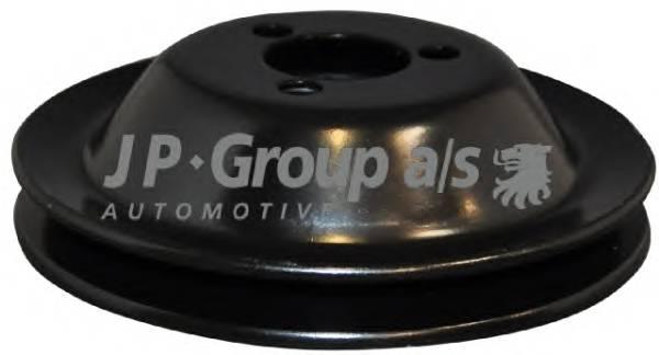 JP GROUP 1114150100 Ременной шкив, водяной насо
