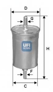 UFI 31.844.00 купить в Украине по выгодным ценам от компании ULC