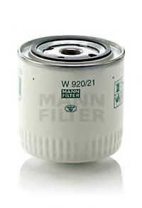 MANN-FILTER W 920/21 купить в Украине по выгодным ценам от компании ULC