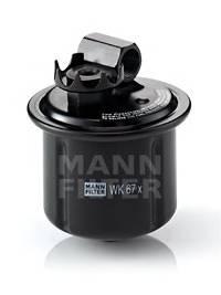 MANN-FILTER WK 67 x купить в Украине по выгодным ценам от компании ULC