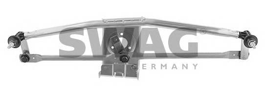 SWAG 10 93 6699 Система тяг и рычагов приво