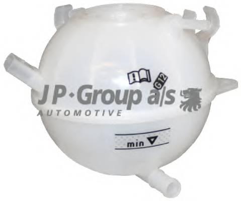 JP GROUP 1114700500 Компенсационный бак, охлаж�