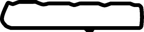 CORTECO 023600P Прокладка, крышка головки ц