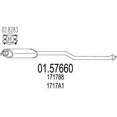 MTS 01.57660 купить в Украине по выгодным ценам от компании ULC