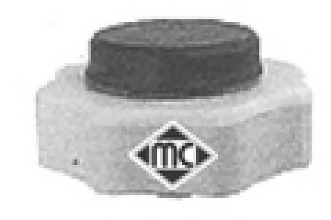 Metalcaucho 03524 Крышка, резервуар охлаждаю�