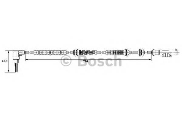 BOSCH 0 265 007 671 купить в Украине по выгодным ценам от компании ULC