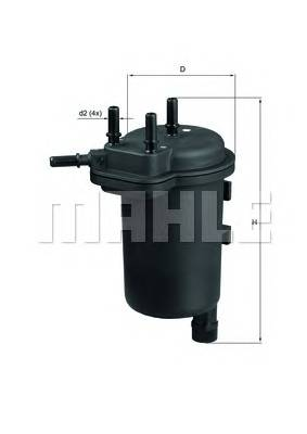 KNECHT KL 430 купить в Украине по выгодным ценам от компании ULC