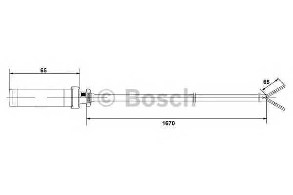 BOSCH 0 265 004 010 купить в Украине по выгодным ценам от компании ULC